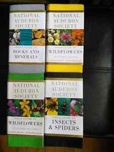 Looking for National Audubon Field Guides