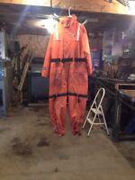 Mustang survival suit xl
