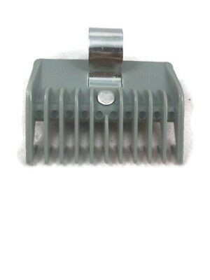 "1 Piece Quick Clip Hair Clipper Guard Guide Comb 1/16"" Attachment Wahl Conair Wahl Attachment Guide"