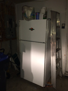 MUST SELL ASAP White GE Refrigerator-Great condition