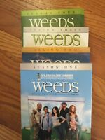 4 seasons of Weeds