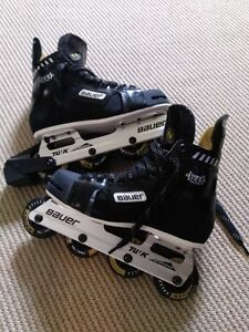 Bauer Precision Inline Skates