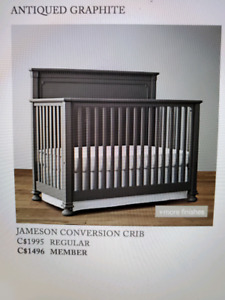 Restoration Hardware Jameson Crib