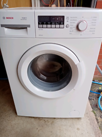 6kg 1400 spin Bosch max 6 vario perfect washing machine