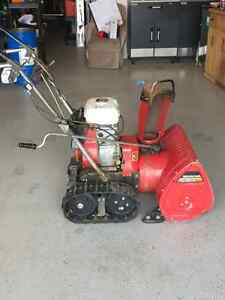 Wanted Honda HS50 track snowblower for parts