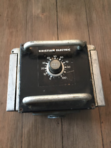 Kristian Electric Welding Remote