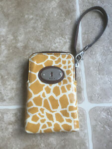 Fossil phone case