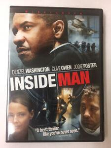 Inside Man DVD