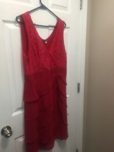 Large Formal Party Dress