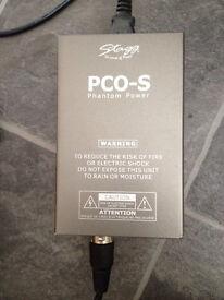 Stagg Phantom PCO-S power supply unit.