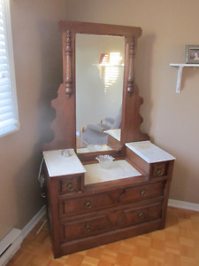 commode style victorien
