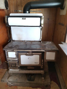 Master Climax Wood Cook Stove