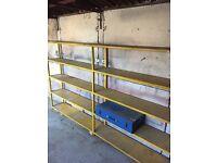 Garage racking