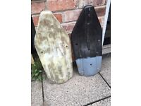 BSA A10/gold fash seat base and mould
