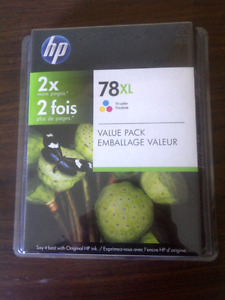 HP Genuine 78XL Tri Color Single Unit Ink Cartridge - NEW
