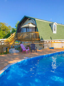 VERY Affordable ☀ NEWLY BUILT Cottage Resort ☀ ~ Lindsay, Ont