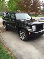 2008 Jeep Liberty North Edition, Low Kms
