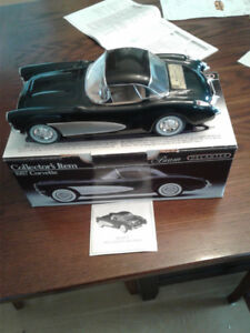 JIM BEAM 57 CHEVY CORVETTE  DECANTER