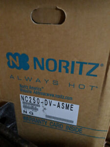 Noritz NC250 Commerical grade Tankless Water Heater