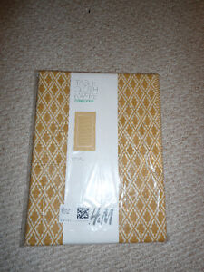 Brand New H&M Rectangular Table Cloth - Never Opened paid $20