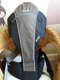 Baby carrier backpack 'Little Life Ultralight' £35