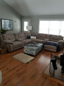 Fantastic brand new Grey sectional.