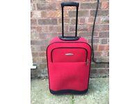 X2 hand luggage bag / suitcase