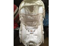 Baby rocking chair recliner Mothercare
