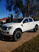 Ford Ranger XLT Hi-Rider Goulburn Goulburn City Preview