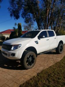 Ford Ranger XLT Hi-Rider