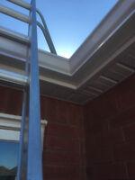 Professionals Eavestrough-Soffit-fascia-siding-aluminum capping