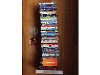 Dozens of children's, kids and teenage DVDs