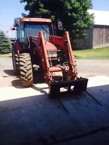 2003 Case Tractor
