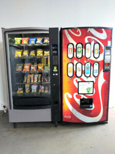 Many Vending Machines Available, Vending - Combo - Snack - Drink