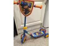 Mike the Knight Scooter