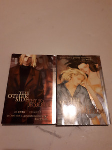 The Other Side of the Mirror manga by TokyoPop