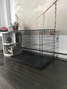 Cage XL avec séparateur