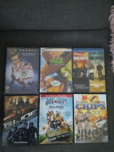 Dvd collection. Like new.