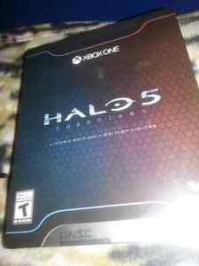 Halo 5 limited edition unopened
