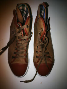 men's high shoes all new unused size 9-10 US