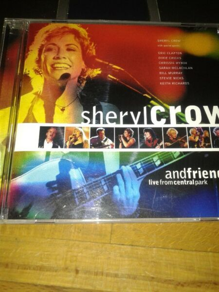 Sheryl Crow and Friends: Live from Central Park,cd ,99