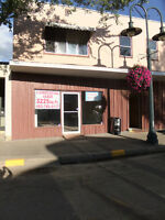 Lacombe – Downtown - Commercial Lease Space, 2030 sq ft
