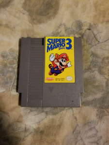 Super Mario brothers for nes
