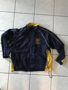 Men's Whitby Wildcats Jacket - 2x - Thickson & Rossland, Whitby