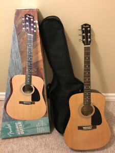 Fender premium Acoustic Guitar