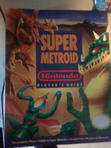 Super Metroid Nintento Player's Guide