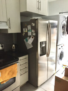5 1/2 upper duplex apt for lease transfer Feb 1 NDG/Queen Mary