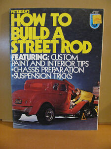 BOOKS ON HOT RODDING