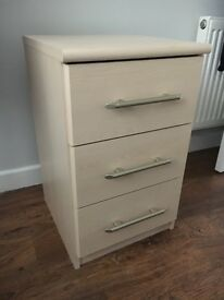 Bed side drawers