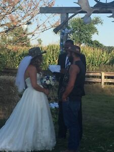 Let me officiate your Fall or Winter Wedding  Kitchener / Waterloo Kitchener Area image 1